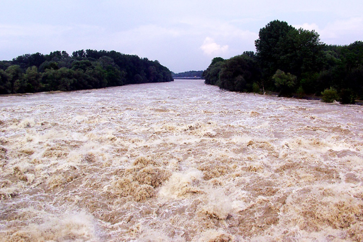 Ostwärts - Zweitausend Kilometer Donau
