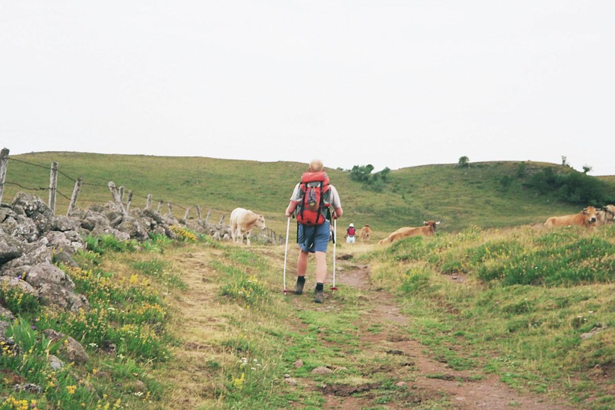 2.500 Kilometer zu Fuß durch Europa
